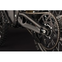 Zero Motorcycles FX ENHANCED CHAIN KIT - SPLINED SHAFT
