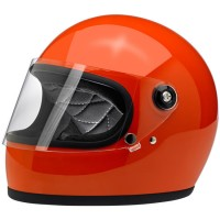 Biltwell Gringo S - Gloss Hazzard Orange ECE