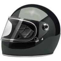 Biltwell Gringo S Helmet - Sierra Green ECE