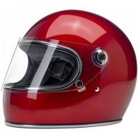 Biltwell Gringo S Helmet - Metallic Candy Red ECE