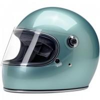 Biltwell Gringo S Helmet - Metallic Sea Foam ECE