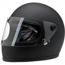 Biltwell Gringo S - Flat Black ECE