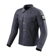 REV'IT! Crosby Riding Shirt - Cordura Denim