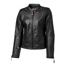 Roland Sands Trinity Women's Perforated Leather Jacket
