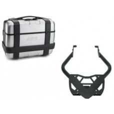 GIVI TREKKER TOP BOX AND RACK KIT For Zero DS/DSR Motorcycles