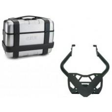 GIVI TREKKER TOP BOX AND RACK KIT For Zero DS/DSR Motorcycles