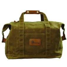 The Large Waxed Canvas Traveler
