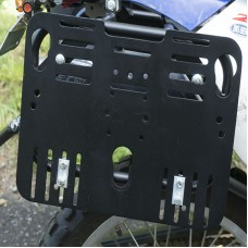 The Universal Pannier Mounting Plate