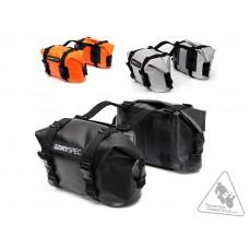 DrySpec D20 Waterproof Motorcycle Drybag Saddle Bag System