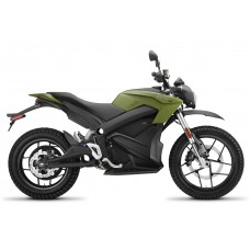 2018 Zero DS Electric Motorcycle