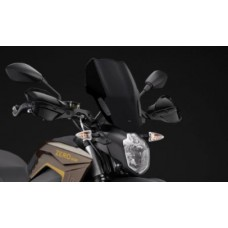 Zero Dual Sport Screen Windshield