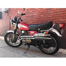 1972 Honda CL350 Scrambler - SOLD