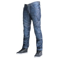 Speed and Strength Rust and Redemption Jeans