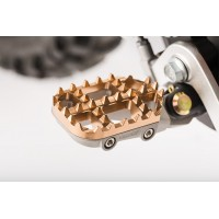 Zero Motorcycles Aggressive Foot Pegs