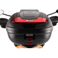 Zero Top Box by GIVI and Rack Kit for FX model