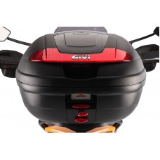 Zero Top Box by GIVI and Rack Kit